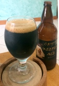 Stout and Bottle