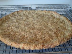 Almond Flour Tart Shell