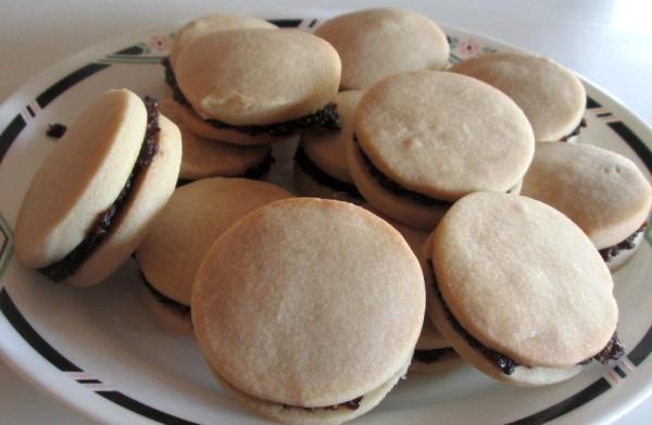 Fig Shortbread Cookie 3