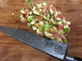 1/2 Cup Chopped Figs