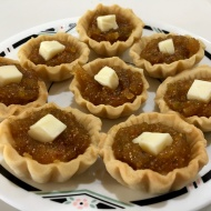 Fig and Brie Tartlettes