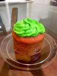 small Fresh Strawberry Cake 1